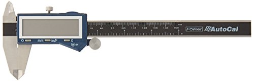 "Fowler FOW74-102-006 Electronic Caliper (AutoCal 6"" Fractional)"