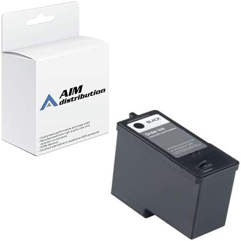AIM Compatible Replacement for Dell A922/A942/A964 Black Inkjet (Series 5) (J5566) - Generic