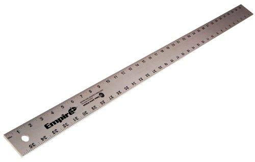 Empire Level 4003 Aluminum Straight Edge, 36-Inch