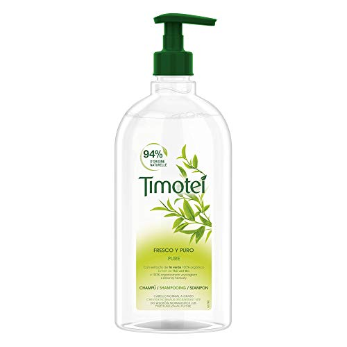 Timotei Pure Shampoo 750ml