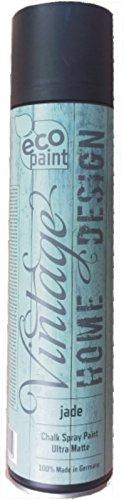 Vintage Kreide Spray jade 400ml Kreidefarbe Chalk Paint Shabby Chic Landhaus Stil Vintage Look
