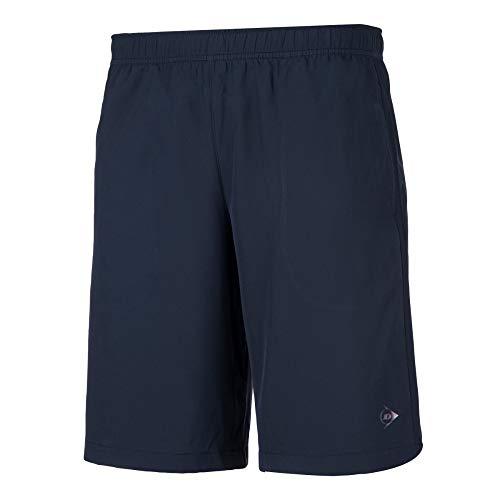 Dunlop Woven Short - Pantalones cortos de tenis para hombre,...