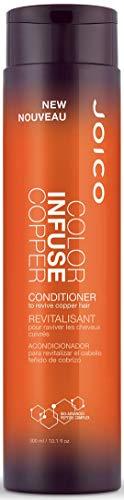 Joico Color Infuse Copper Conditioner 300 ml Conditioner zum Auffrischen von kupferfarbenen Haaren