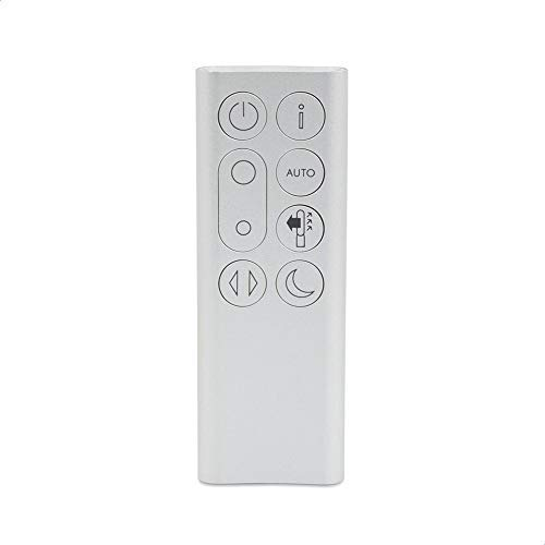 Dyson Remote Control (White) for TP04 Pure Cool Purifying Fan, Part No. 969154-02