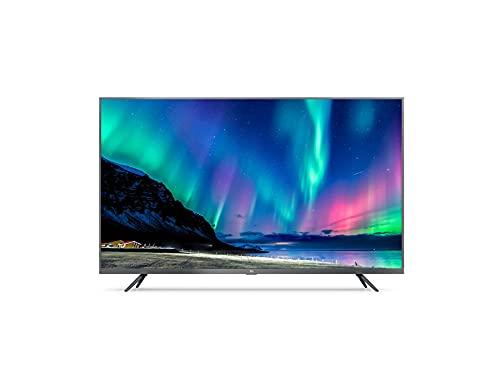 Xiaomi Fernsehen Mi Smart TV 4S 43 Zoll 4K LED AI Ultra HDR Bildqualität Fließende Bewegungen Dolby + DTS 64-Bit-Quad-Core-Prozessor Gehäuse aus reinem Metall