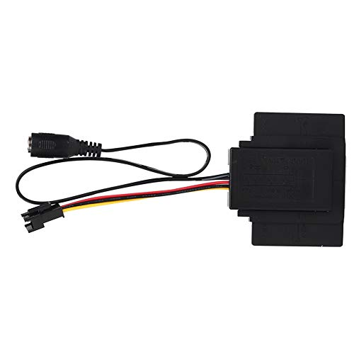 Changor Interruptor de inducción LED, función de Memoria de Pared táctil Inteligente Impermeable con plástico DC5-24V para Espejo de baño DC5-24V