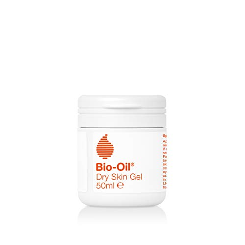 Bio-Oil Dry Skin Gel - A Gel-to-Oil Like Format That Helps to Relieve the Signs and Symptoms of Dry Skin - Non-Comedogenic - 1 x 50 ml