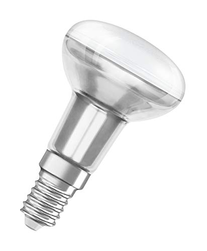 OSRAM Lot de 10 réflecteurs Spots LED | Culot E14 | Blanc chaud | 2700 K | 5,90 W équivalent 60 W | LED SUPERSTAR R50