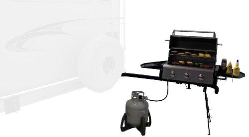 Hot Sale Party King MVP-9212 RV Swing'N Smoke Grill Package