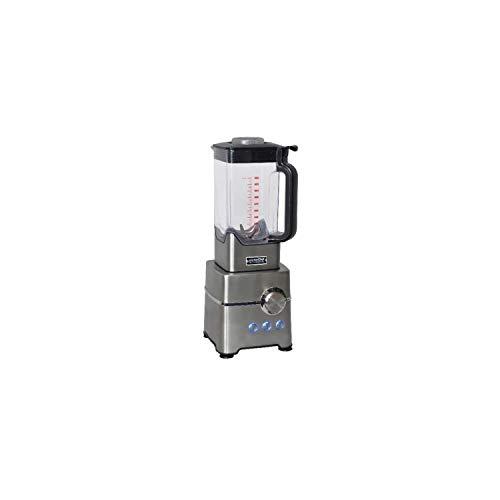 kitchenchef naturamix tabletop Blender 3L 2000 W Grey Blender – Blenders (tabletop Blender, 3 l, Grey, 5000 tr/min, 32000 TR/MIN, 2 l)