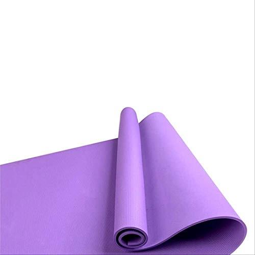 Niet Sport yogamat multifunctionele yogamat elastisch katoen antislip gymnastiekgordel voor sport Azul