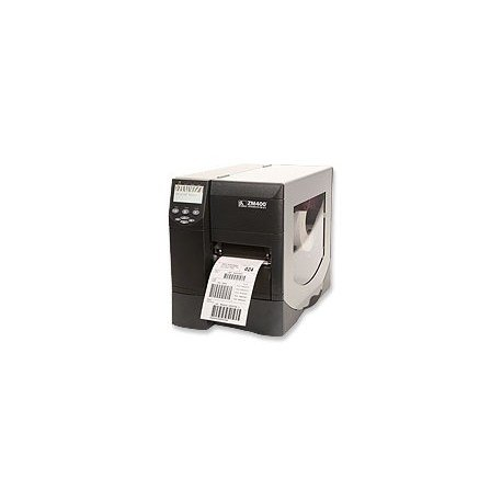Zebra ZM400 Thermal Label Printer, TT, 8d, Znet, Cutt Tray 10/100