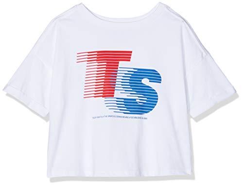Teddy Smith T-taxo Jr Top Sportivo Bambina