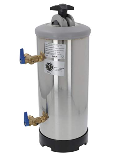 12 Litre DVA Water Softener Manual Salt Regeneration Type for Commercial...