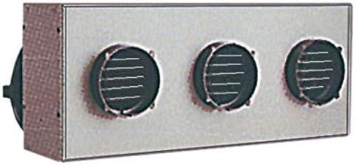Radiateur 40000BTU 12V 3 plat.