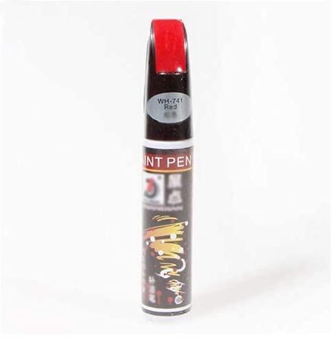 Daozea - Stylo professionnel de retouche de peinture pour voiture, étanche, élimine les rayures - 12 ml