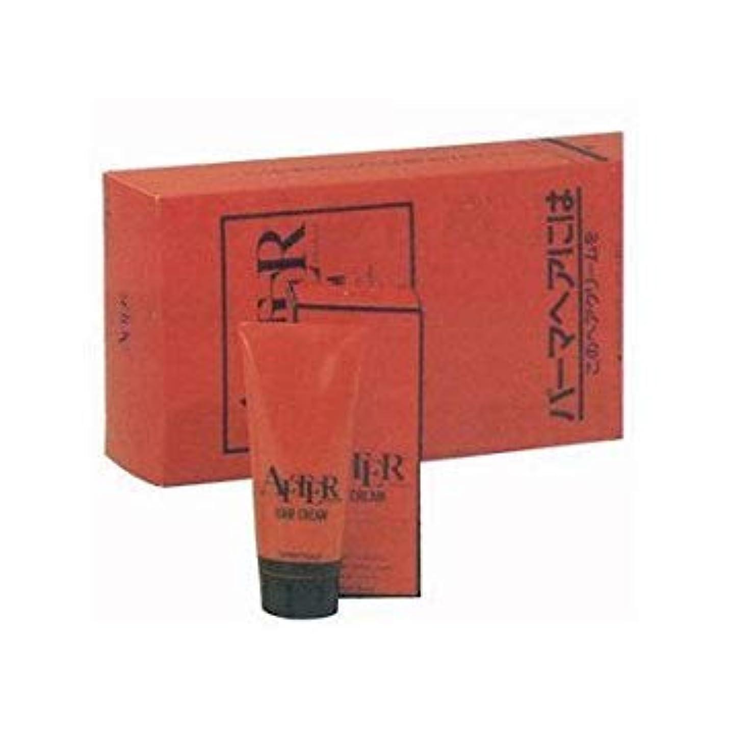 開梱骨折検出可能ルビタリザンヘアクリーム90g チューブ入 1箱(7本)
