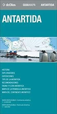 Antartida/ Antarctica (Map Guide) (Spanish Edition)