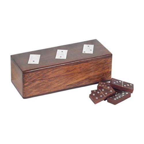 Vidal Regalos Juego de Mesa Domino de Madera 16 cm