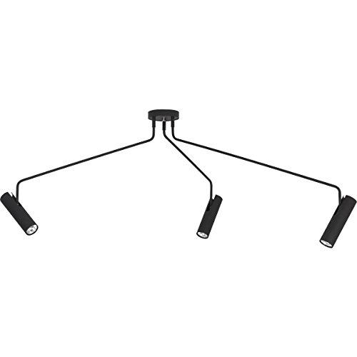 Preisvergleich Produktbild Moderner Deckenlampe 3x35W / GU10 EYE 6504 Nowodvorski