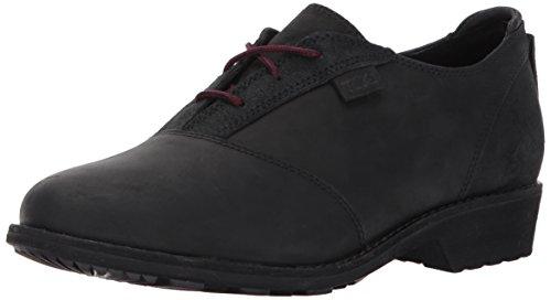Teva Women's W DE LA Vina Dos Shoe, Black, 7.5 M US