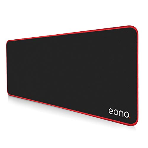 Amazon Brand - Eono Large Gaming Mouse Pad Mouse Mat 800 x 300 x 3mm,...