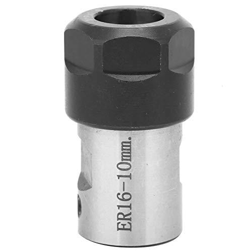 Attrezzo del mandrino del blocchetto di colletto dell adattatore dell asta di estensione dell asta del motore ER16 per la fresatrice di CNC(10mm)