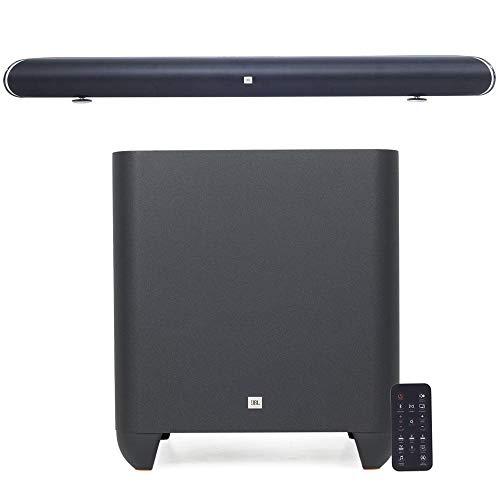 JBL SB450 - Soundbar 440W, Subwoofer HDMI, 2.0A/HDCP