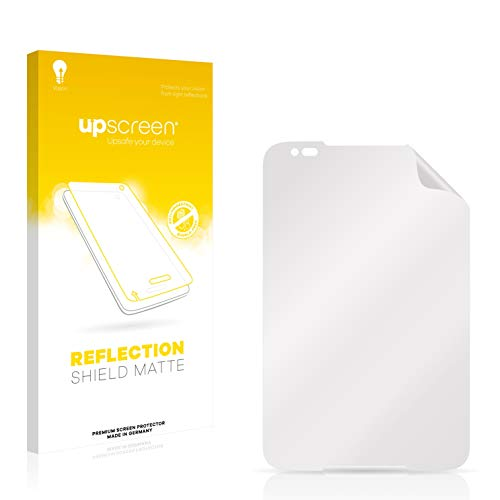 upscreen Entspiegelungs-Schutzfolie kompatibel mit Lenovo IdeaTab A1000 – Anti-Reflex Bildschirmschutz-Folie Matt