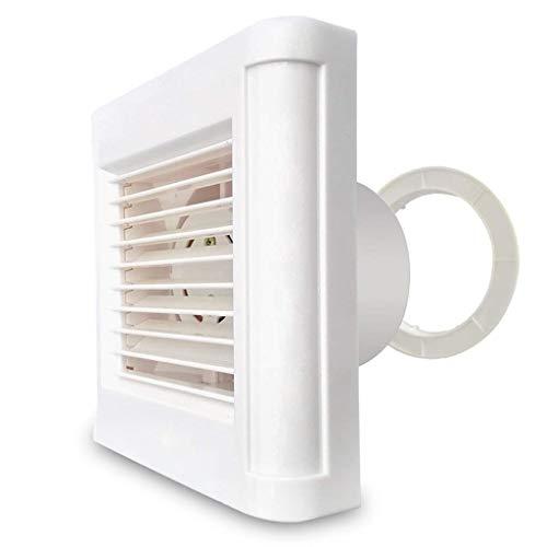 LXZDZ Extintor pequeña, el baño Ventilador de ventilación for una mejor circulación del flujo de aire de aire adecuado for la habitación Metros Cuadrados