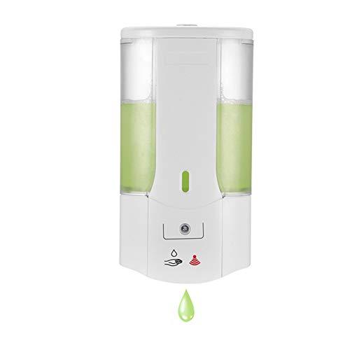 400ml Automatische Zeepdispenser Contactloze Sensorische Handdesinfecterend Shampoo Wasmiddel Dispenser Wandmontage Voor Badkamer Keuken