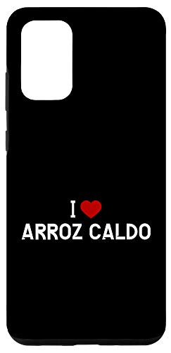 Galaxy S20+ I Love Arroz Caldo - Filipino Food Case