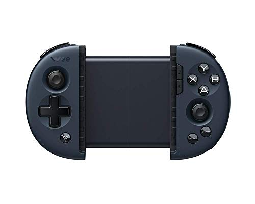 Flydigi Mobile Game Controller Wee 2T Wireless Bluetooth Controller Gamepad for Android iOS Mobile Telescopic Connecting Joystick Navy (Renewed)