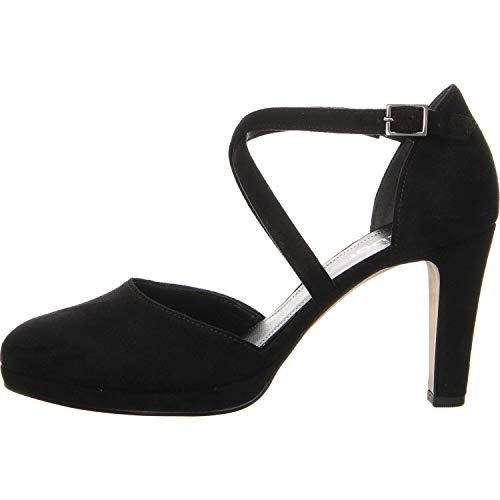 Gabor Damen Fashion Pumps, Schwarz (Schwarz 47), 39 EU