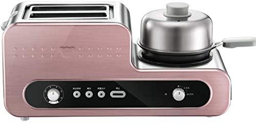 LXDDP Automatische Brotmaschine Home 2 Scheiben Frühstück Toast Boden Fahrer Life Appliances
