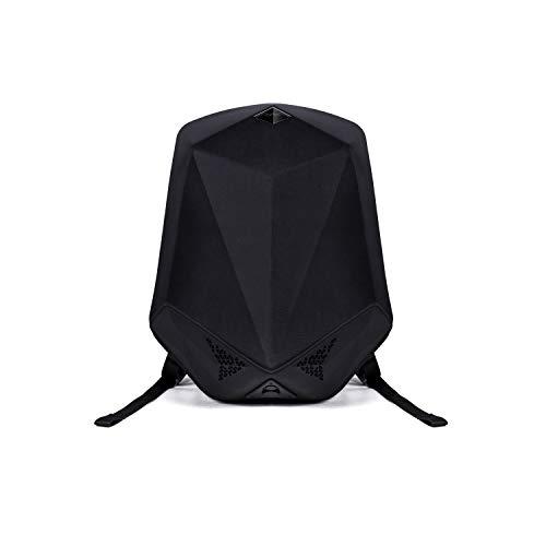 BBOM Laptop Rucksack mit Powerbank und integrierten Bluetooth Lautsprechern - Maximales Entertainment mit unbegrenzter Ladekapazität - futuristischer Schulrucksack für Teenager und Jugendliche