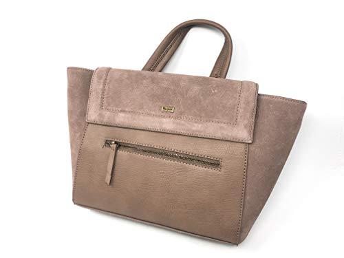 Pepe Jeans CALLIA Damen Handtasche Schultertasche Tasche Bag