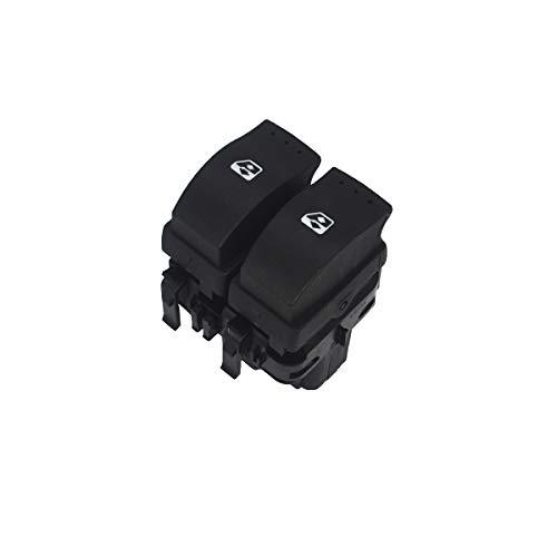 KASturbo Interruptor Elevalunas Control Ventanilla 8200060045 para Clio 2