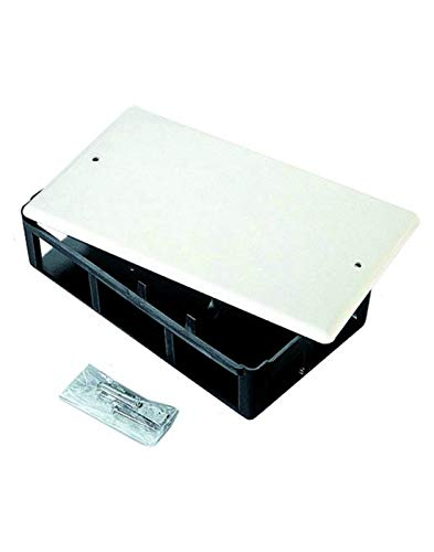 TIEMME RACCORDERIA Cassetta in ABS per Collettori Cm32x20x8 Art.1800p322008