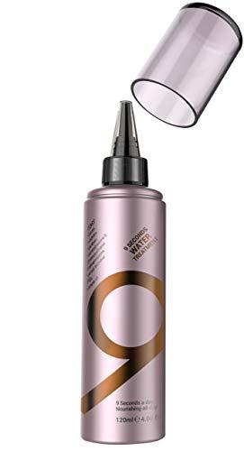 Argan Deluxe 9-Sekunden-Haarkur mit Sofort-Effekt – unglaubliche Ergebnisse nach der 1. Anwendung – 120 ml