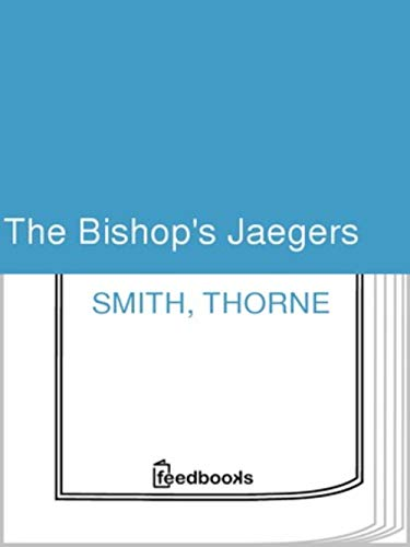 The Bishop's Jaegers (English Edition)