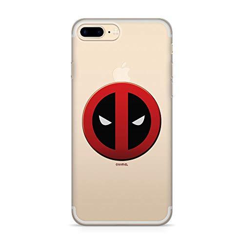 Ert Group MPCDPOOL1355 Marvel Cubierta del Teléfono Móvil, Deadpool 003 iPhone 7 Plus/ 8 Plus