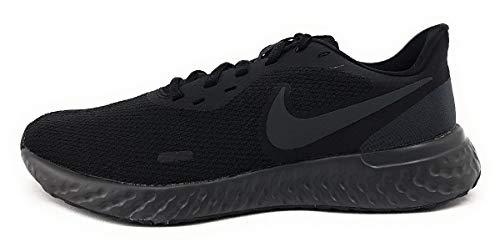Nike Revolution 5, Men's Running Shoe, Multicolour (Black/Anthracite 001), 7 UK (41 EU)