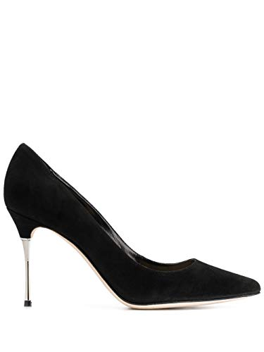 Sergio Rossi Luxury Fashion Femme A85361MCAZ011000 Noir Escarpins | Automne_Hiver