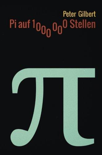 Pi auf 1000000 Stellen
