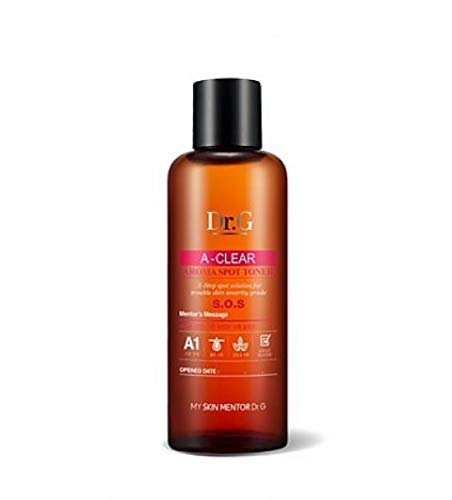 [Dr.G] A-Clear Aroma Spot Toner 170 ml