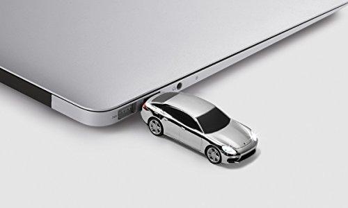 Unbekannt Porsche USB-Stick Panamera Turbo (G2), 8 GB, Silber - WAP0507470H