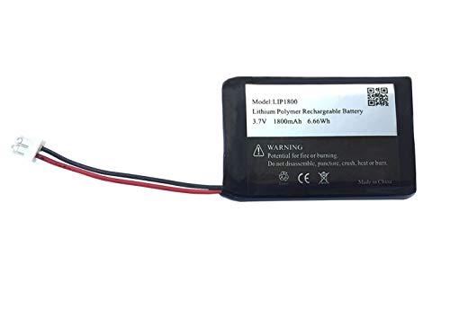 3,7 V 1800 mAh Ersatzakku Akku für Sony DualShock 4 Cuh-zct1u Sony Controller PS4 Cuh-zct1e Ersatzakku Batterie