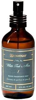 AROMATQUE White Teak Moss Aromatique Pump Room Spray 4 oz - Brown Spray Bottle