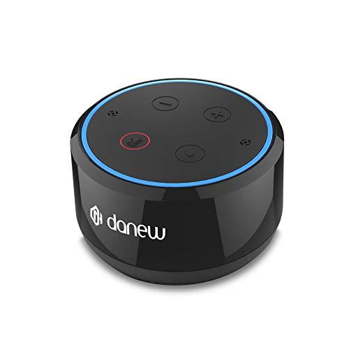 Altavoz Inteligente Hé Mini con Control de Voz, Compatible con Amazon Alexa, conexión WiFi